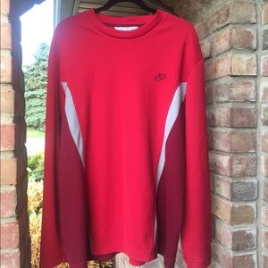 🔥VINTAGE NIKE 90s long sleeve shirt Jordan